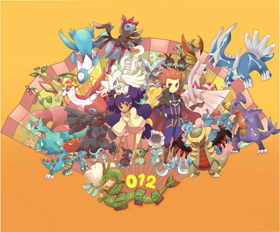 pokemon wallpaper 2