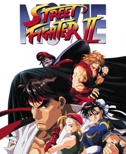 street fighter 2 the movie wallpaper