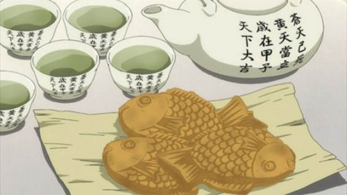 taiyaki Food You Want to Eat