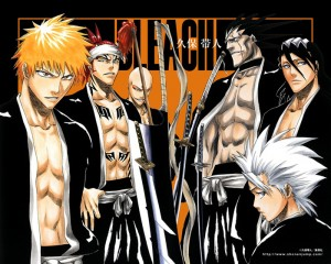 bleach-wallpaper-3 5 Reasons Grimmjow and Ichigo are the Hottest Aggressive Rivals of Bleach