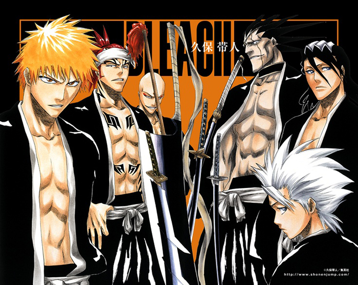 wallpaper Bleach