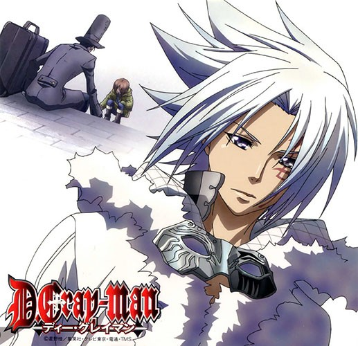 wallpaper D.Gray-Man
