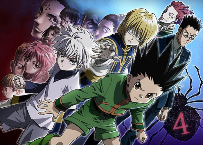 wallpaper Hunter x Hunter