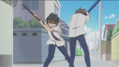 Danshi-Koukousei-no-Nichijou-wallpaper-700x432 Top 10 Funniest Moments in Danshi Koukousei no Nichijou (Daily lives of High School Boys)