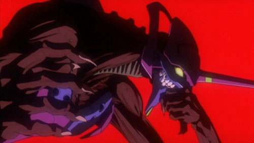 3 - Evangelion Scariest Anime Moments