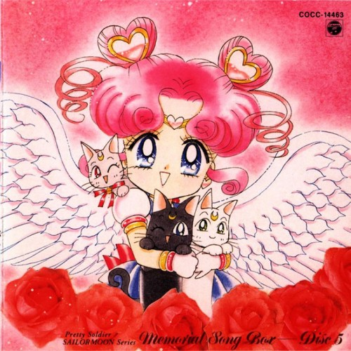 9 - chibi chibi - sailor moon - hair buns  Top 10 Girl Hairstyles in Anime.