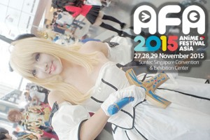 Anime Festival Asia 2015 Singapore (AFA 15) - I Love Anisong Concert Review