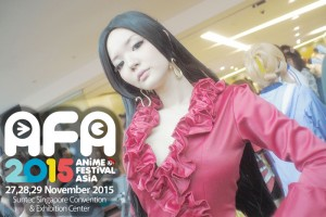 Anime Festival Asia 2015 Singapore (AFA15) - 1st & 2nd Day Experience