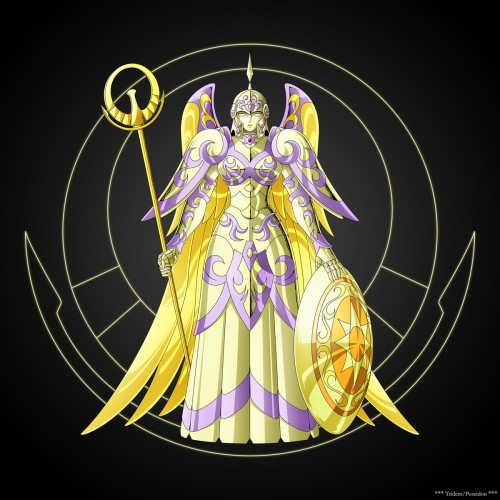 Athena Cloth Top 10 Anime Armor