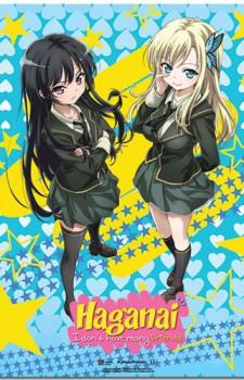 Boku wa Tomodachi ga Sukunai Haganai DVD