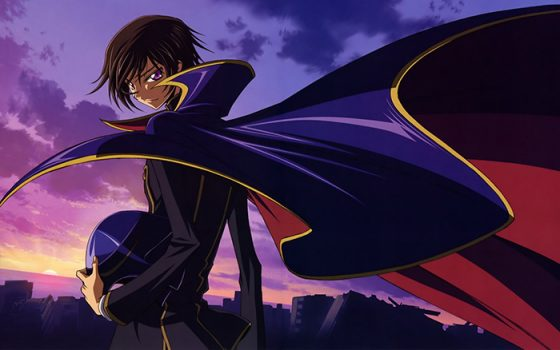 Code Geass Hangyaku no Lelouch wallpaper