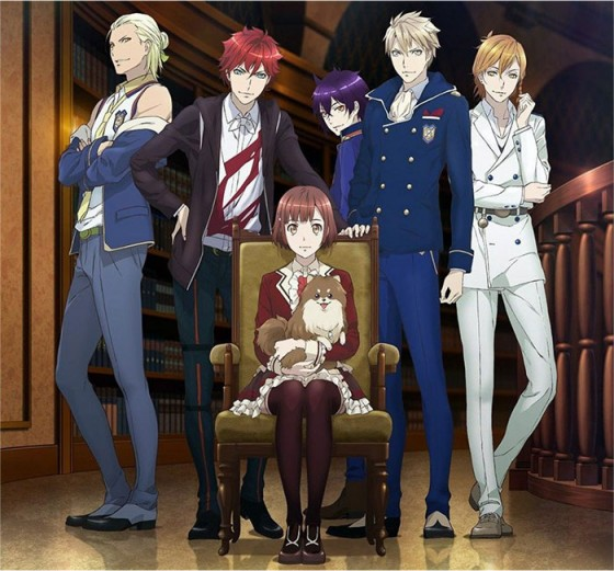 Dance with Devils wallpaper (2)