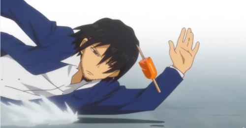 Danshi Koukousei no Nichijou capture episode4