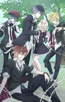 Diabolik Lovers More,Blood dvd