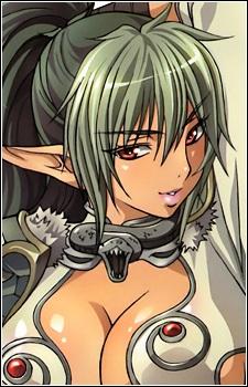 Echidna Queen's Blade Rurou no Senshi