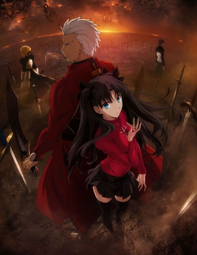 Fate Stay Night Unlimited Blade Works Wallpaper