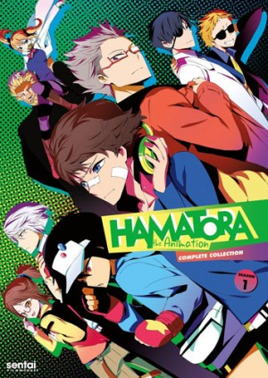 Hamatora the Animation dvd