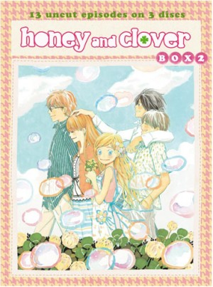 Honey and Clover dvd