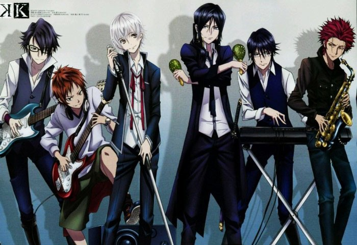 kproject-group-2-300x423 6 Anime Like K: Return of Kings [Recommendations]