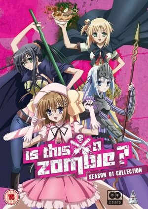 6 animes parecidos a Is this a Zombie?