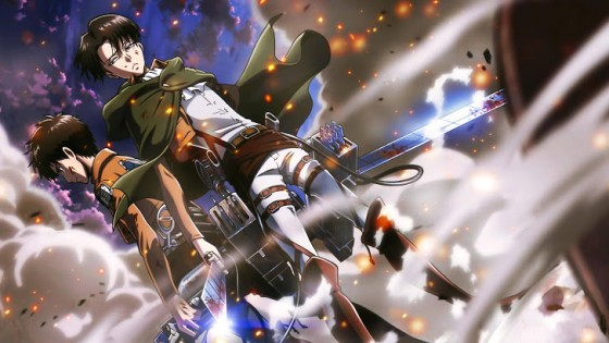 Levi Attack on Titan wallpaper