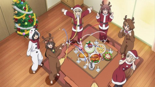 k-on-christmas-wallpaper-700x438 Top 10 Christmas Specials in Anime!
