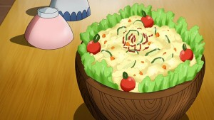 005 [Anime Culture Monday] Anime Recipes! Nabe (Hot Pot) (Fate/stay night: UBW) & Okonomiyaki (Kuroko no Basuke)