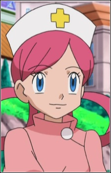 Nurse Joy pokemon