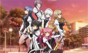dvd-Rakudai-Kishi-no-Cavalry-300x418 Rakudai Kishi no Cavalry Review - In this case, love really is a battlefield