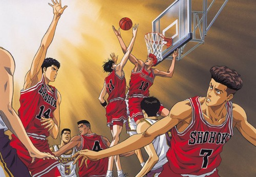 Slam Dunk  wallpaper (2)
