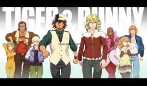 Tiger and Bunny wallpaper 1