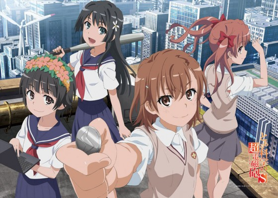Toaru-Kagaku-no-Railgun-wallpaper-1-560x399 TV Anime, Toaru Kagaku no Railgun T, Episode 7 Delayed Due to Corona Virus