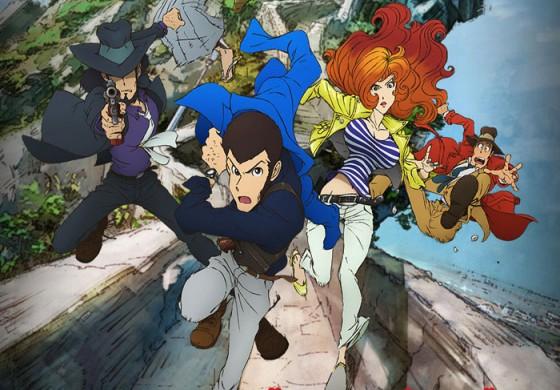 Wallpaper Lupin III 2015
