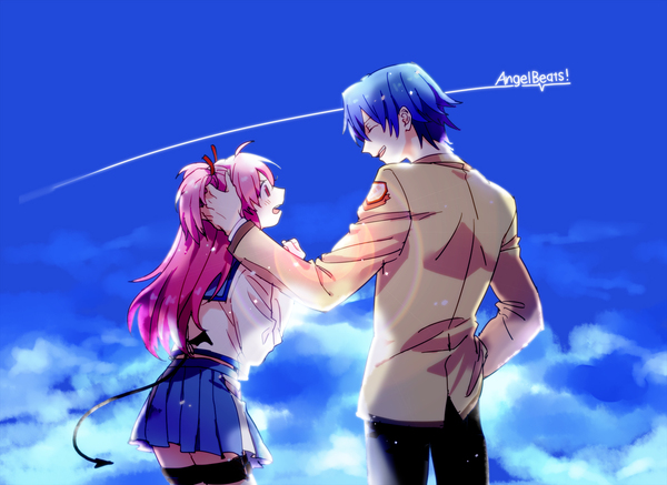 angel beats fan art