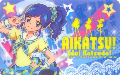 Laala-Manaka-PriPara-Wallpaper-1 Top 10 Female Leads in Idol Anime