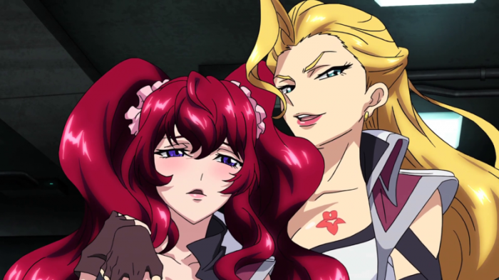 cross ange yuri ecchi capture wallpaper