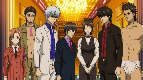 gintama-cast-wallpaper-560x315 Top 10 Male Supporting Characters, Which Gintama Guy Got First? [Japan Poll]