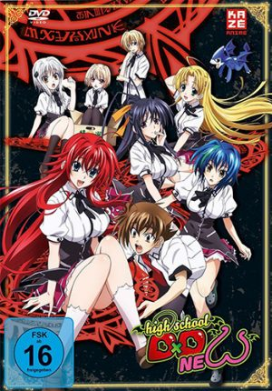highschool-dxd-dvd