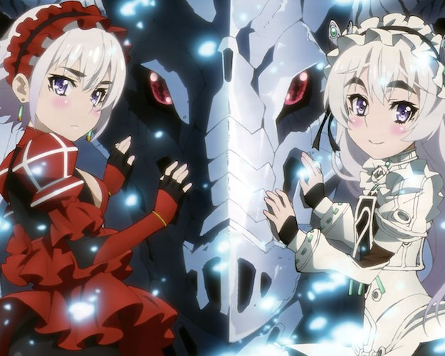 hitsugi no chaika wallpaper