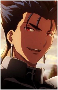 lancer fate stay night unlimited blade works