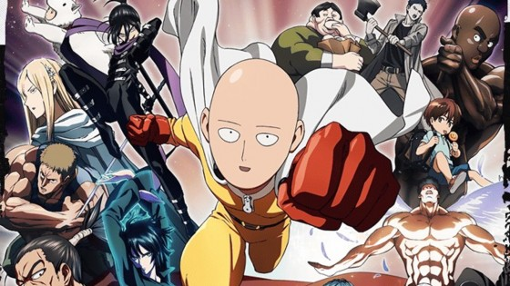 one-punch man wallpaper