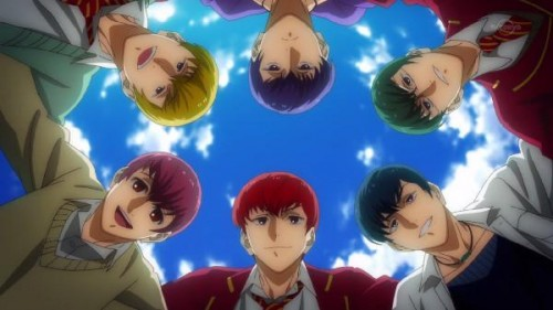 osomatsu-san-boy-band-500x281 Top 20 Anime [Fan Ranking – 2015/11/02 to 2015/11/08]