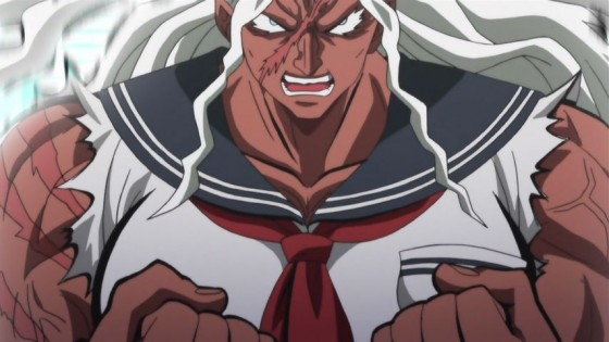 sakura oogami dangan ronpa wallpaper