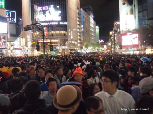 shibuya-halloween1-500x500 Así fue Halloween 2015 en Tokio