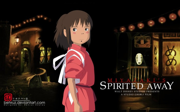 6 Anime Like Spirited Away Recommendations
