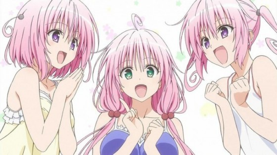 to-love-ru Deviluke Momo Belia Lala Satalin Nana Astar wallpaper