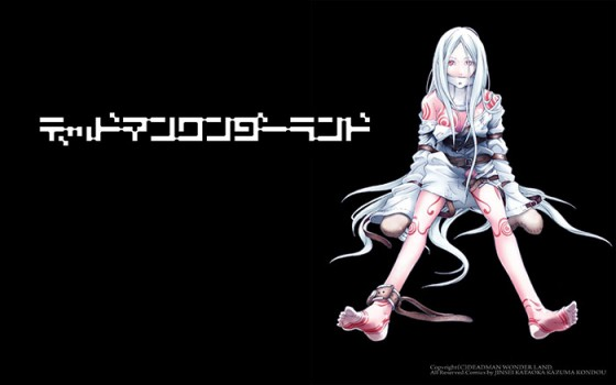 Koko-Hekmyatar-Jormungand-wallpaper-625x500 Top 10 Anime Girls with White Hair