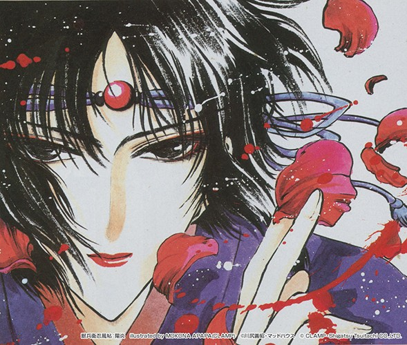 wallpaper 3 Juubee Ninpuuchou  Ninja Scroll