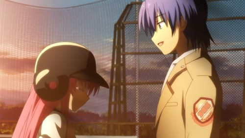 wallpaper Angel Beats! 2