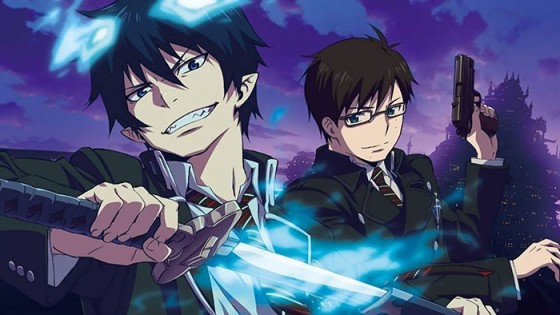 wallpaper-Ao-no-Exorcist--560x315 Is a 2nd Season of Blue Exorcist Coming...?